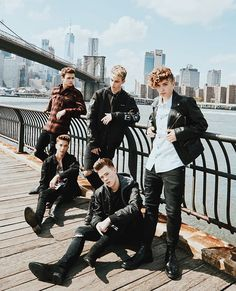 I am so pissed that they came to N.Y. In Manhattan and I live there but couldn't see them