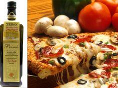 Pizza oliwa z oliwek extra virgin