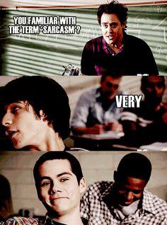 Stiles.