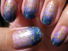 Tangled nails!