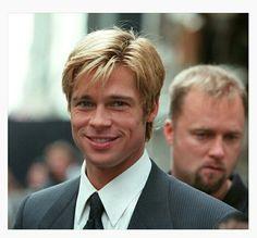 Brad Pitt Meet Joe Black behind the scenes