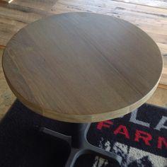 Unfinished Select Tobacco Barn Oak Restaurant Table Tops Reclaimed - Unfinished restaurant table tops