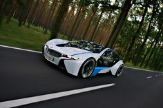 BMW Vision EfficientDynamics Concept 2009 wallpaper
