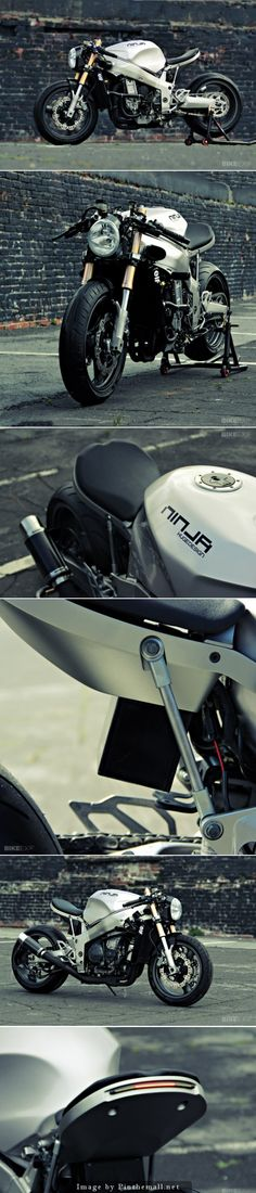 Ninja 750 by Huge Design | bikeexif