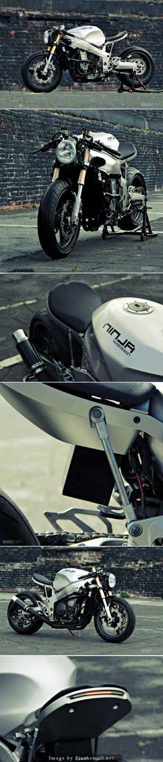 Ninja 750 by Huge Design | bikeexif