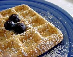 These waffles are great for someone who needs more fiber or who is trying to lower their cholesterol. Theyre tasty, too. -Oatmeal Waffles or Pancakes The Oatmeal, Oatmeal Waffles, Pancakes And Waffles, Waffle Recipes, Brunch Recipes, Breakfast Recipes, Breakfast Ideas, Pancake Recipes, Breakfast Muffins