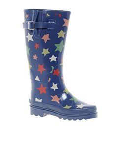 Cath Kidston wellies. I need these.