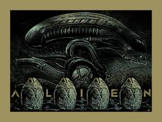 Alien 35th Anniversary Tribute by Chris Garofalo