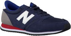 Blaue New Balance Sneaker U420 HEREN
