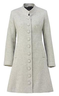 Mette Møller - A1 Angel coat (sand)