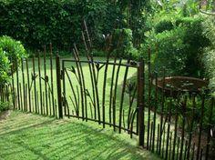 Rustic Garden Structures Pergolas | Jardin | Pinterest | Garden ...