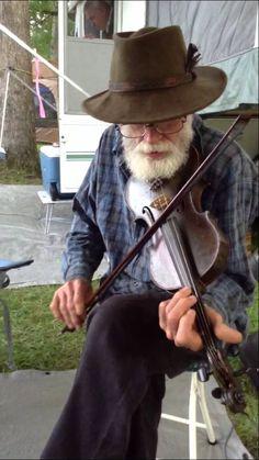 Clifftop 2013, Scott Hingley, Yule Piney Mtn. Fiddle tune