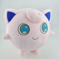 Hot! Cute Pokemon Jigglypuff 6'' Pillow Plush Cushioned Toy