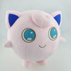 Hot! Cute Pokemon Jigglypuff 6'' Pillow Plush Cushioned Toy