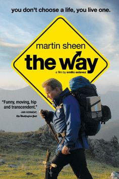 Ik heb deze film gekozen, omdat het gaat over een man die zijn zoon is verloren bij een ongeluk. Voor zijn zoon loopt hij nu de pelgrims route naar Santiago de Compostela in Spanje.