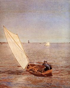 The Athenaeum - Starting Out after Rail (Thomas Eakins - )