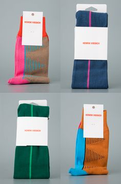 in these super fun and bright socks & tights by henrik vibskov...