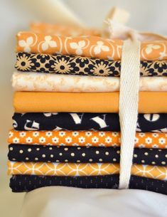 Halloween Bundle from Fig Tree and Co. Perfect combo of Moda prints for Halloween