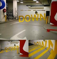 This artist created a very clever way to make people swerve unnecessarily into a wall.
