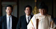 osCurve News: Japan PM says enough with WW2 remorse