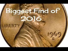 So far the story of the year! An avid coin roll hunter uncovers the penny of pennies in this late breaking story. Watch on to find out what was discovered an. Valuable Pennies, Rare Pennies, Valuable Coins, Rare Coins Worth Money, Wheat Pennies, Coin Worth, American Coins, Error Coins, Coin Values
