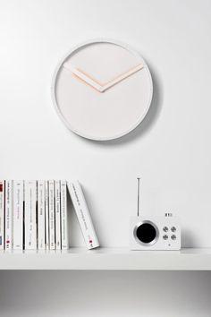 Glow Clock by Hallgeir Homstvedt for Lexon