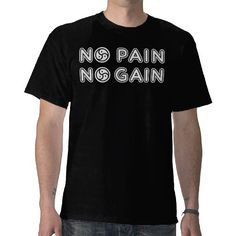 No Pain No Gain - BD