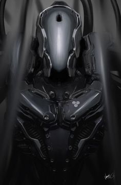 #scifi #robot #cyborg