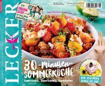 Lecker 6 2016 30 Minuten Sommerkuche Lecker Sommerkuchen Lebensmittel Essen
