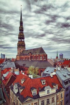 Old Riga - Interesting Attractions Riga, Capital of Latvia