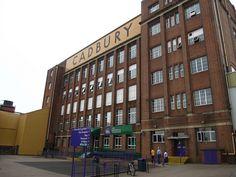 The Cadbury Factory