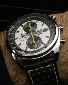 Seiko chronograph quartz SNDF93