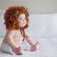 PLEASE one of my million friends with a baby, dress your kid like this for Halloween!!!