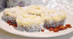 Muffiny rafaello (bez pieczenia)