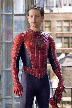 Spider-Man by Tobey Maguire