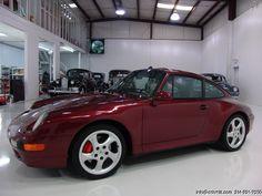 DANIEL SCHMITT & CO PRESENTS: 1997 #Porsche Carrera 4S Coupe www.schmitt.com 314.291.7000 #classiccars