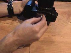 DIY Camera image stabilzer