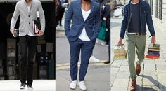 smart casual - Google-haku