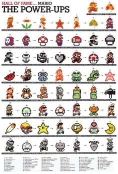 8 and 16 bit