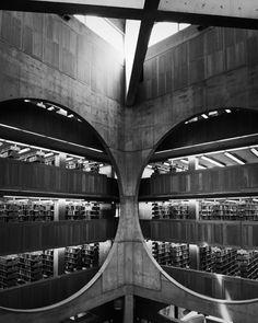 EXETER PHILLIPS ACADEMY LIBRARY: LOUIS I. KAHN ARCHITECT | Louis I. Kahn