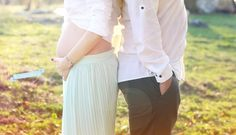 bodrum hamile ve aile cekimi