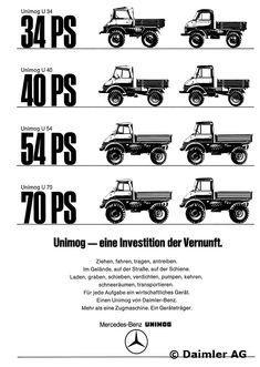 M – The Digital Archives of Mercedes-Benz Classic Mercedes Benz Unimog, Mercedes G, Daimler Ag, Daimler Benz, Jeep Truck, 4x4 Trucks, Van 4x4, Bmw M3, Automotive Upholstery