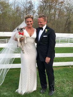 All the Details on CNN Journalist Brooke Baldwin's Gorgeous Naeem Khan Wedding Dress