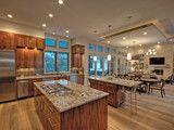 Cortona Living - contemporary - living room - austin - by Cornerstone Architects