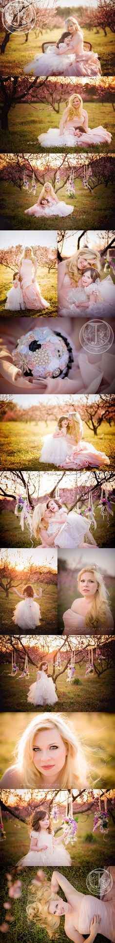 What a fun sweet session idea for mama & little girl! Fairyography » Dream a Little Dream - Fairytale Photography