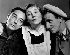 Buster, Polly and Jimmy