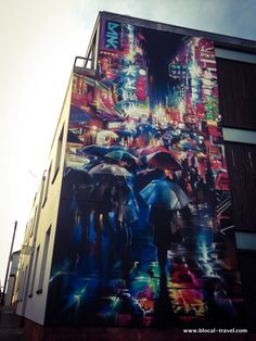 Bristol || Interview with street artist Dan Kitchener > http://www.blocal-travel.com/interview/interview-with-dan-kitchener/