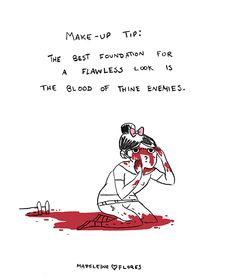 Make-up tip