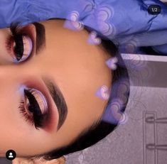Gorgeous Makeup: Tips and Tricks With Eye Makeup and Eyeshadow – Makeup Design Ideas Flawless Makeup, Gorgeous Makeup, Pretty Makeup, Skin Makeup, Eyeshadow Makeup, Eyeshadows, Makeup Eyebrows, Eyebrow Makeup, Eyeshadow Palette