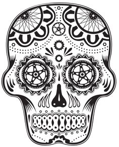 bicycle skull - Google Search